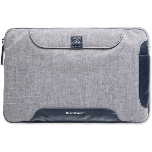 Brenthaven Collins Sleeve Plus for Surface Pro 4 (Cloud)