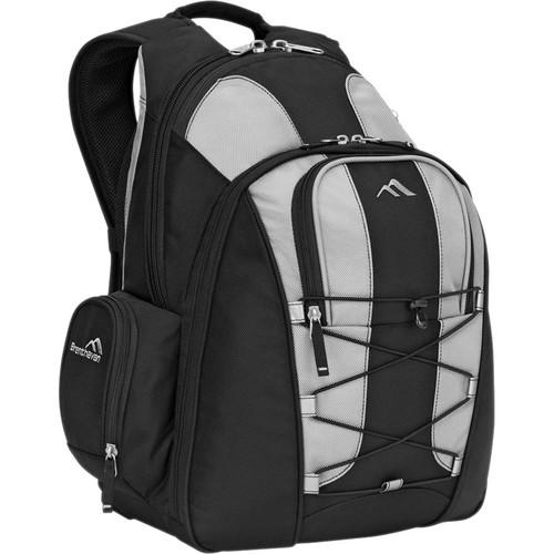 Brenthaven Expandable Trek Backpack (Titanium)