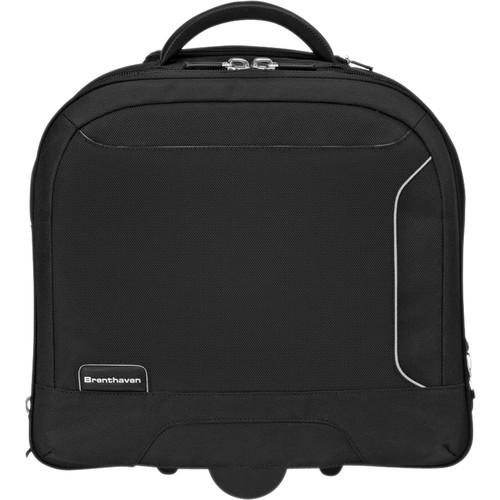 Brenthaven ProStyle II-XF Wheeled Case (Black)