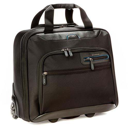 "Brenthaven Elliot Wheeled Case for 15.4"" Laptop (Black)"