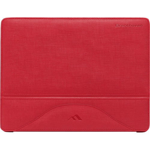 Brenthaven Trek Hardshell Folio for iPad 2/3 (Red)