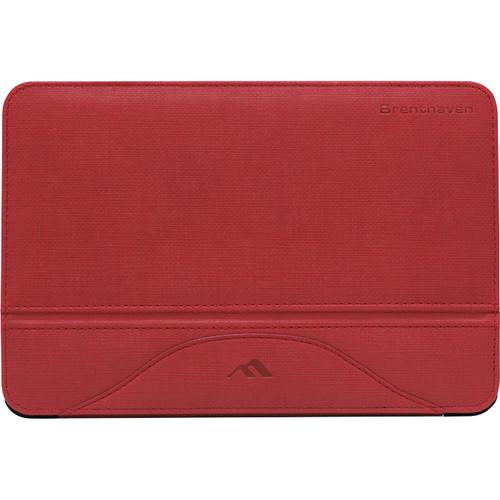 Brenthaven Trek Hardshell Folio for iPad mini (Red)
