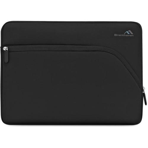 "Brenthaven Ecco-Prene Plus 15.6"" Laptop Sleeve (Black)"
