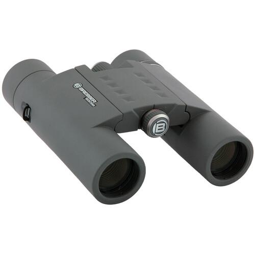 BRESSER 10x25 Montana DK Binoculars (Gray)