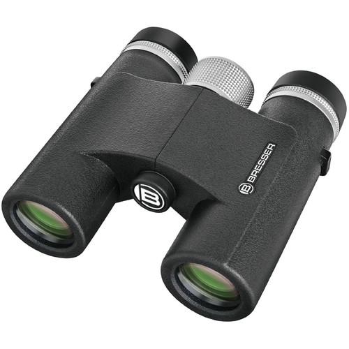 BRESSER 10x28 Everest Binocular (Black)