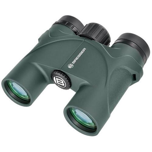 BRESSER 10x25 Condor Binocular (Green)