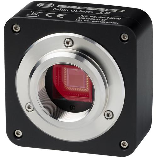 BRESSER MikroCam SP 5.0MP Microscope Camera (Black)
