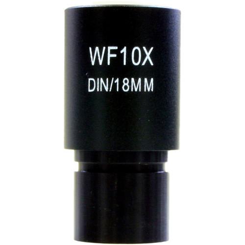 BRESSER 10x Wide-Field DIN Microscope Eyepiece (23.2mm)