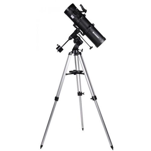 """BRESSER SPICA 130 5"""" f/5 Carbon Fiber Reflector EQ Telescope"""