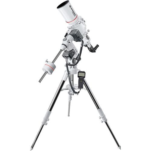"BRESSER Messier 4"" f/5.9 Achro Refractor Telescope with Exos-2 GoTo Mount and Tripod"