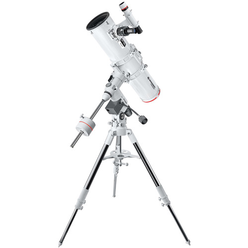 "BRESSER NT150S Messier 6"" f/5 Reflector Telescope with Exos-2 Manual EQ Mount and Tripod"