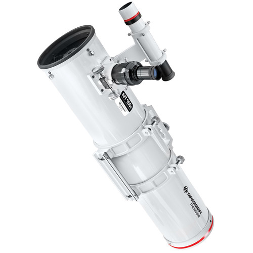 "BRESSER NT150S Messier 6"" f/5 Reflector Telescope with Exos-2 GoTo Motorized Mount and Tripod"