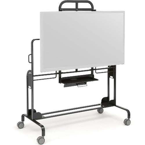 "Bretford EXPLORE Interactive Media Station for 70"" Flat Panel Displays (Raven)"