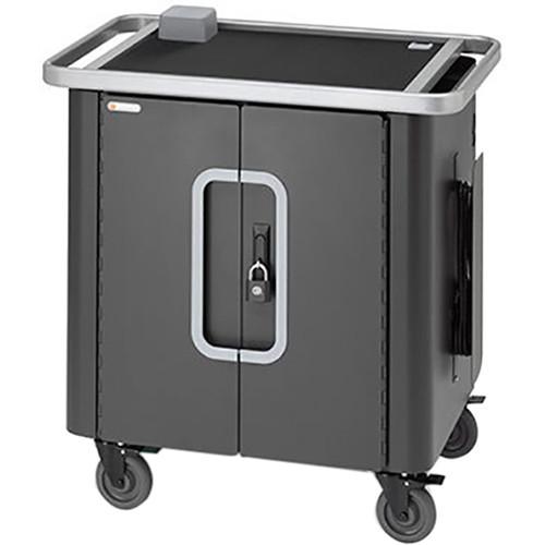 Bretford PowerSync+ Cart 40 for Up to 40 iPad/iPad mini Tablets