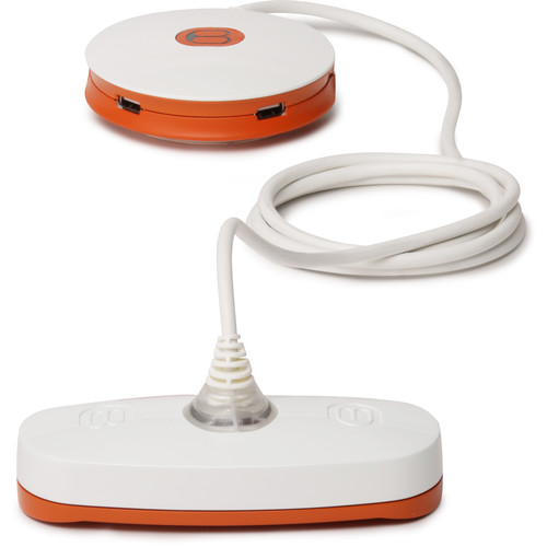 Bretford Juice Mobile Power USB Type-A Pod with Micro-USB Cables
