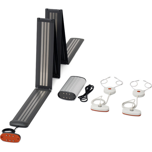Bretford Juice Mobile Power USB Type-A Starter Kit with 12' Track