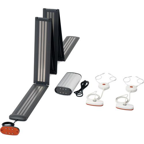 Bretford Juice Mobile Power Starter Kit (12', Barrel Pods, HP Cords)