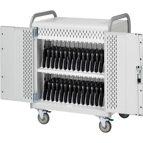 Bretford MDMLAP30-CTAL 30-Unit Laptop/Netbook Storage Cart