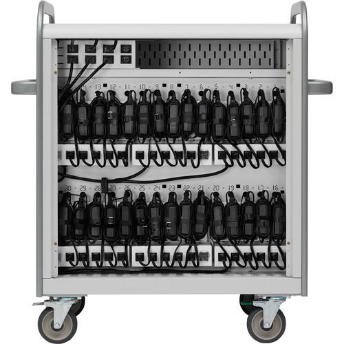 Bretford MDMLAP30BP-CTAL 30-Unit Laptop/Netbook Storage Cart