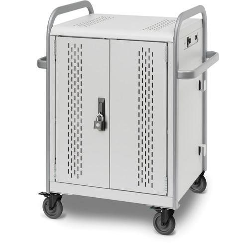 Bretford Pulse 24M MDMTAB24-90D Storage and Charging Cart