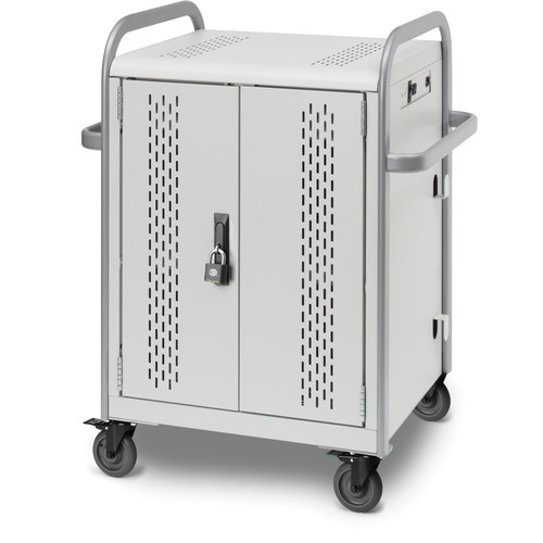 Bretford Pulse 24M MDMTAB24-90D Storage and Charging Cart
