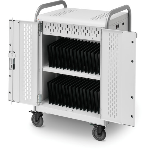 Bretford Pulse 30S MDMTAB30-90D Storage and Charging Cart