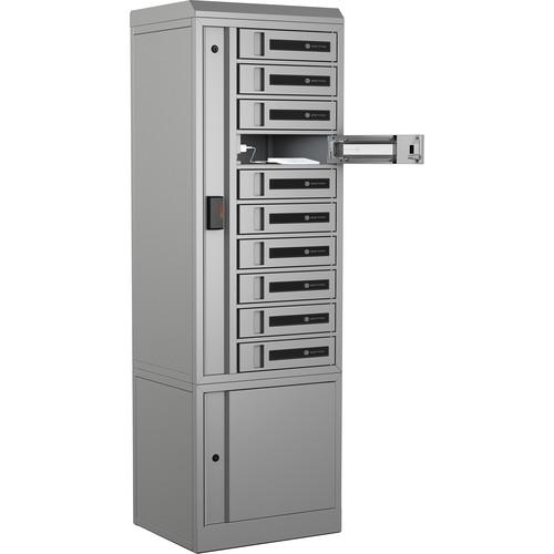 Bretford TechGuard Connect 10-Bay Charging Locker (AC)