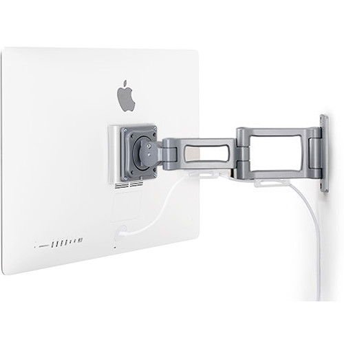 Bretford MobilePro Adjustable Wall Mount for Select Displays