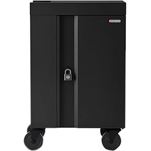 Bretford 20-Device CUBE Mini Charging Cart (Black)