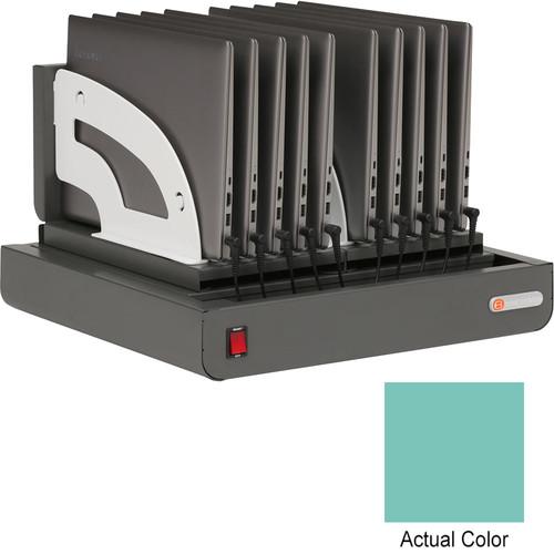 Bretford CUBE Micro AC Power Tray (Cool Mint)
