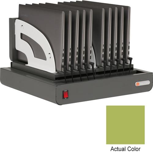 Bretford CUBE Micro AC Power Tray (Electric Green)