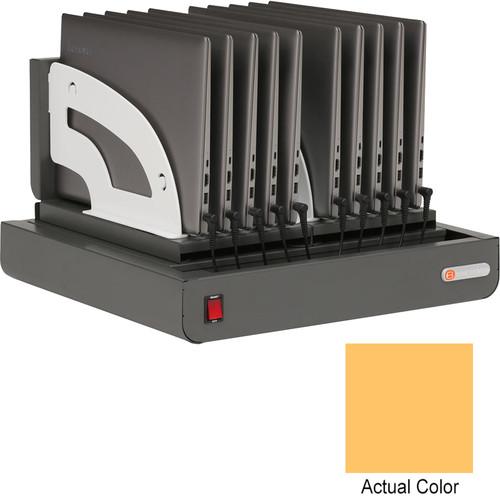 Bretford CUBE Micro AC Power Tray (Mustard)
