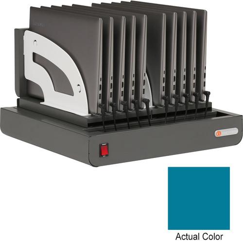 Bretford CUBE Micro AC Power Tray (Pacific Blue)