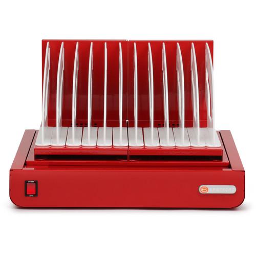 Bretford CUBE Micro AC Power Tray (Red)