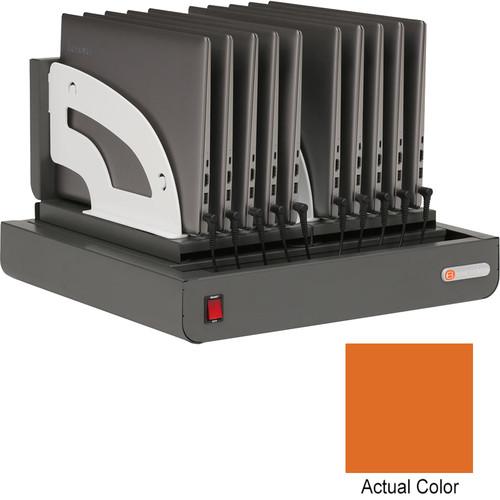 Bretford CUBE Micro AC Power Tray (Tangerine)