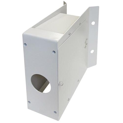 Brickcom D77H05-WCTB Corner Box Mount for OSD-200A 20xp Speed Dome Camera