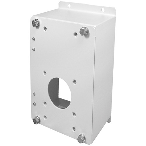 Brickcom D77H05-WWBM Wall Box Mount for OSD-200A 20xp Speed Dome Camera