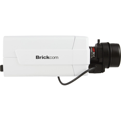 Brickcom FB-200NP-V5 2MP Full HD D/N Indoor Fixed Box Network Camera with PoE (No Lens)
