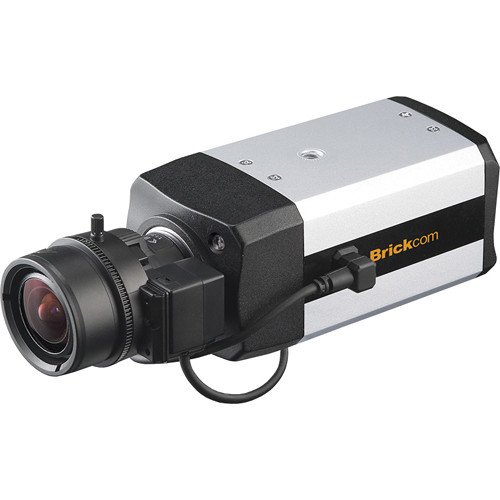 Brickcom FB-300Np V5 2MP Full HD Indoor Fixed Box Network Camera and 5-50mm f/1.6 DC Auto Iris Lens Kit