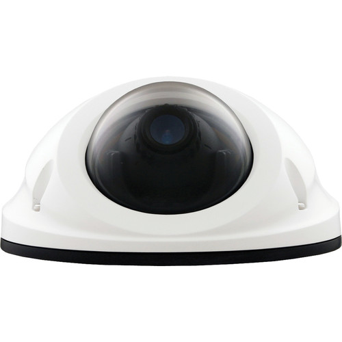 Brickcom MD-200AP 2MP Full HD Outdoor Mini Dome Network Camera with PoE, 1-Way Audio, & 4mm Lens