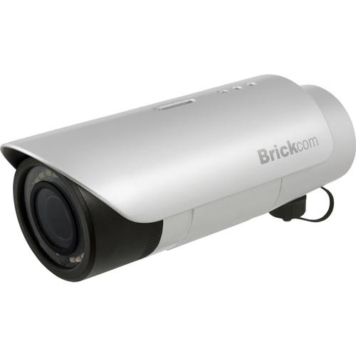 Brickcom OB-202AP-KIT N-Series HD Day/Night Outdoor Network Bullet Camera Kit