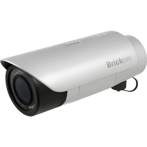 Brickcom OB-500Ap-KIT 5MP Outdoor Bullet Network Camera Kit