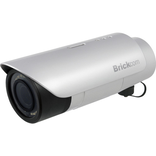 Brickcom OB-502Ap-KIT 5MP Outdoor Bullet Network Camera Kit