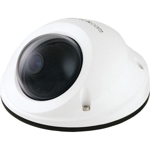 Brickcom N-Series Superior Night Vision VD-300Nf 3MP Outdoor Vandal-Resistant PoE Network Dome Camera with 4mm Fixed Lens