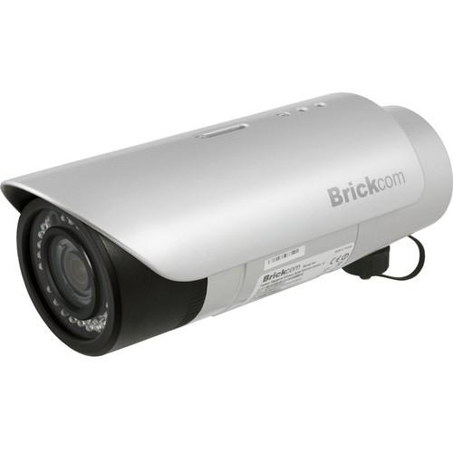 Brickcom WOB-300NP-KIT N-Series Superior Night Vision 3MP Wireless Bullet Network Camera Kit