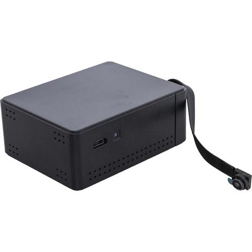 BrickHouse Security Camscura 720p Flex Ribbon Wi-Fi Box Camera with Pinhole Lens