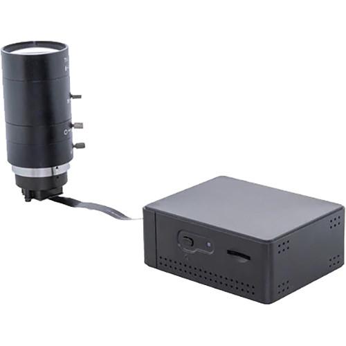 BrickHouse Security Camscura 720p Flex Ribbon Wi-Fi Box Camera with Telephoto Lens
