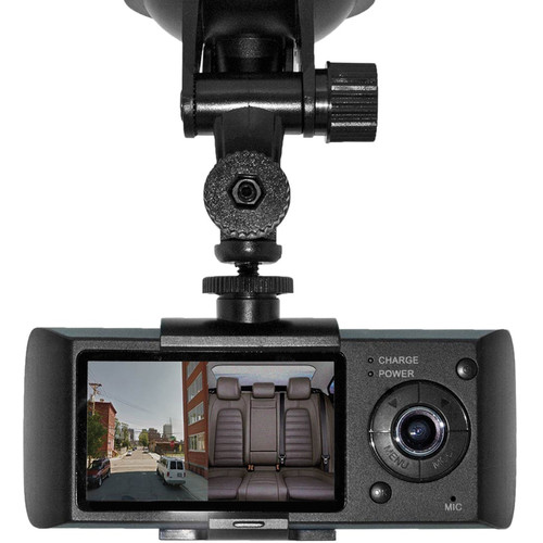 BrickHouse Security Dual View Car Camera System