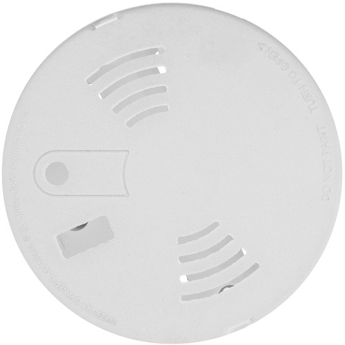 BrickHouse Security Black Box Smoke Detector Enclosure