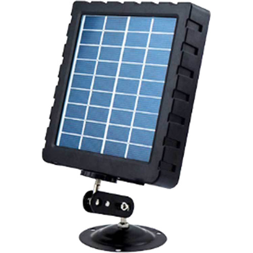 BrickHouse Security Solar Panel Battery Charger for DefendX and B-Link Outdoor v2 Cameras